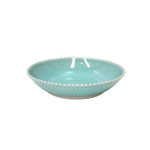 Pearl Aqua Pasta/Serving Bowl (w/ Gift Box)