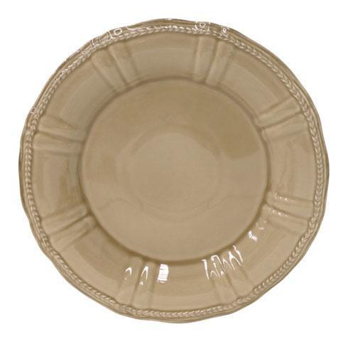 Village Grey & Brown Charger Plate [COSCSF-GAP331-02203Z]