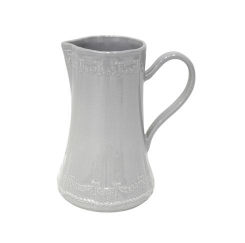 Village Grey & Brown Pitcher