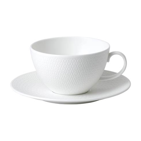 Gio Breakfast Cup & Saucer Set