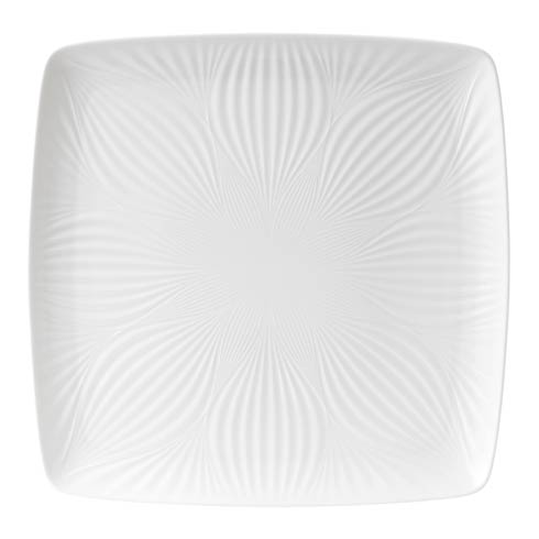 White Folia Gift Tray Square 11.8""