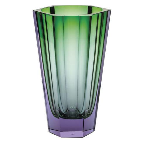 "Vases & Art Glasses Purity Purity Vase 11"" H [MOSMSC-V-PU--30303-1-ALXGRN]"