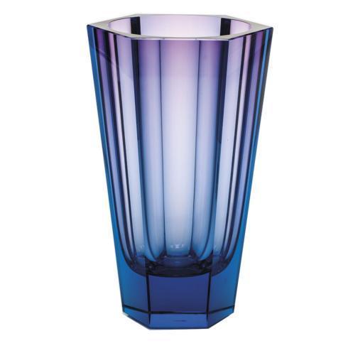 "Vases & Art Glasses Purity Purity Vase 11"" H [MOSMSC-V-PU--30303-1-AQMROS]"