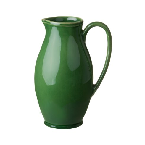 Fontana Forest Green Pitcher