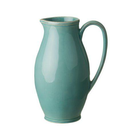 Fontana Turquoise Pitcher