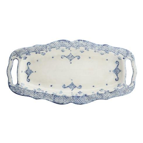 Burano Long Tray with Handles