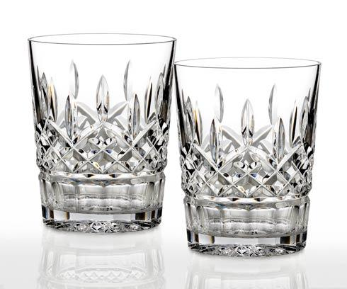 Coyne-Mellow Lismore 12 oz Double Old Fashioned, Set of 2