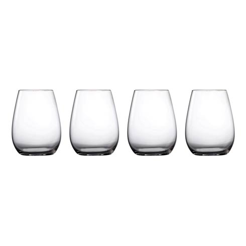Moments Wine Stemless 18.6 OZ Set of 4