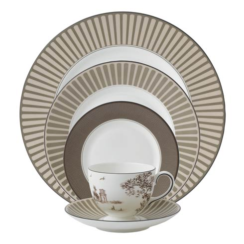 Parkland 5 - Piece Place Setting