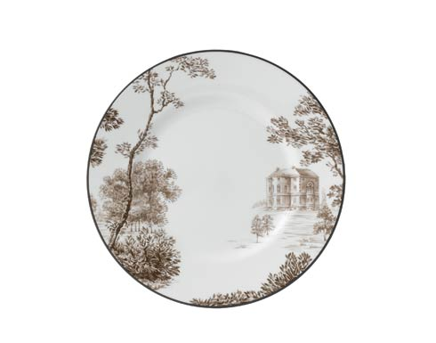 "Parkland Accent Plate 9"" Barlaston Hall"