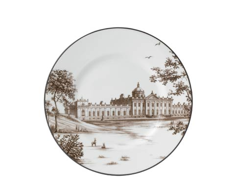 "Parkland Accent Plate 9"" Castle Howard"