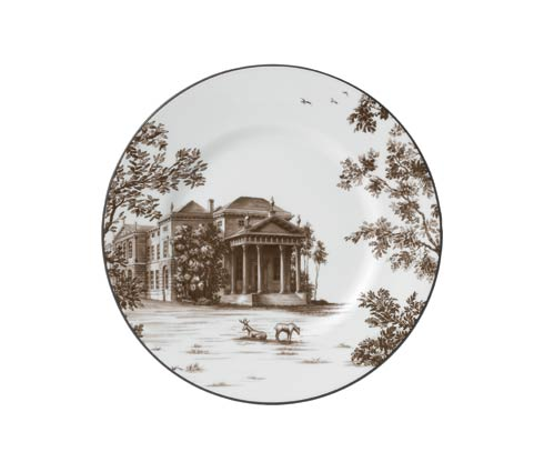 """Parkland Accent Plate 9"""" West Wycombe"""