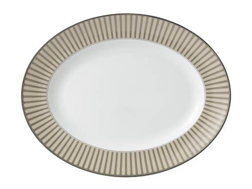 "Parkland Oval Platter 14"""