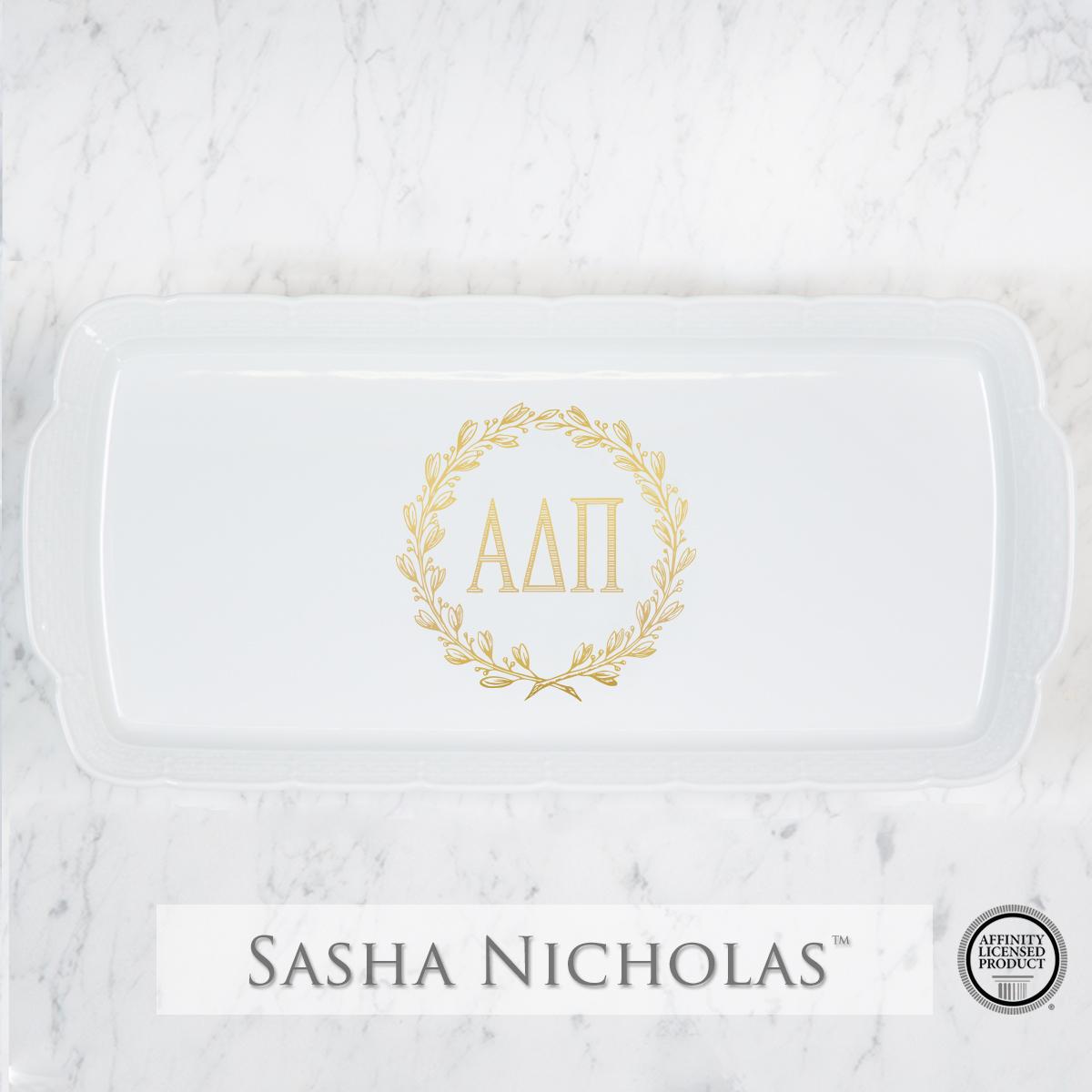 Alpha Delta Pi - Platter