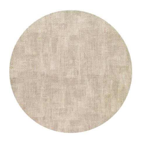 "Luster Birch 16"" Round Mats - Pack of 4"