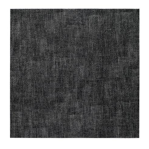 "Luster Smoke 15"" Square Mats - Pack of 4"