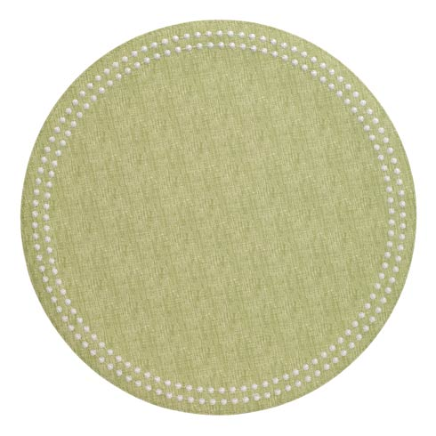 Pearls Fern White Mats Pack of 6