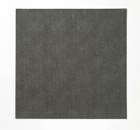 "Presto Charcoal 15"" Sq Mat - Pack of 6"