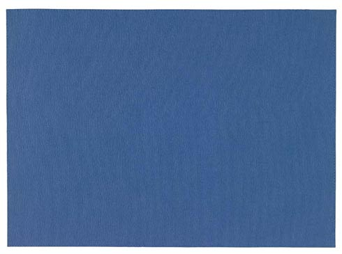 "Presto Periwinkle 13""x18"" Rect Mat - Pack of 6"