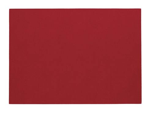 """Presto Red 13""""x18"""" Mat - Pack of 6"""