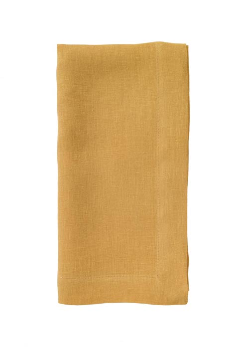 "Riviera Butterscotch 22"" Napkin - Pack of 6"