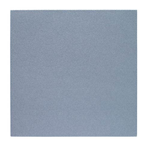 """Skate Ice Blue 15"""" Sq Mats - Pack of 6"""