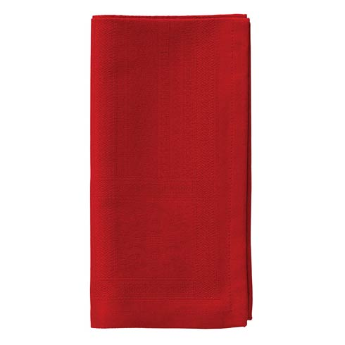 "Villa Burgundy 20"" Napkin - Pack of 4"