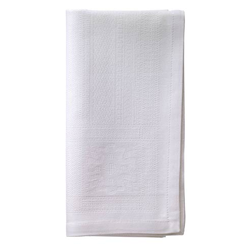 "Villa Ivory 20"" Napkin - Pack of 4"