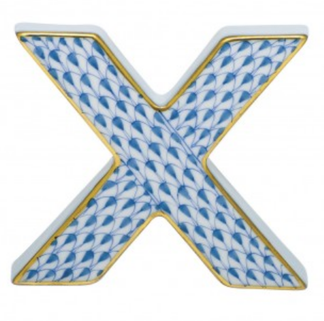 Herend X-Blue