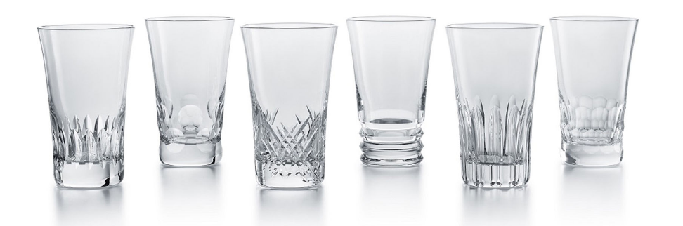 Baccarat is among the finest hand blown, hand cut crystal from France. Delight your guests with stunningξBaccarat crystalξglasses or enliven your table with outstanding wine and water glasses. Enjoy these beautiful Baccarat pieces yourself or gift to those special to you as a part of their lifelong collection.