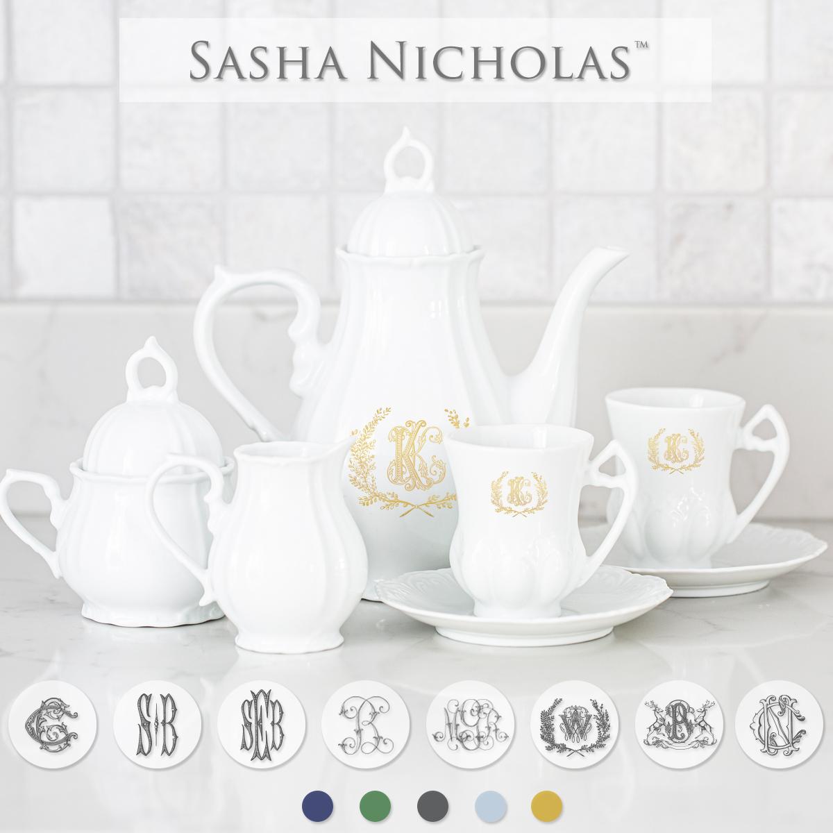 Sasha Nicholas Child's Tea Set