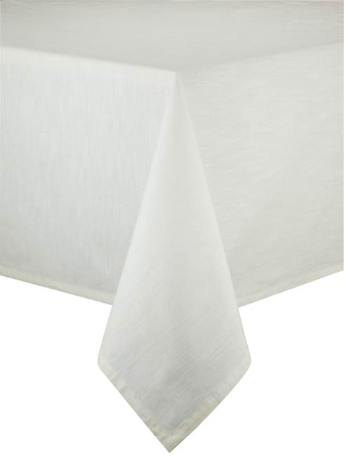 Lytle-Moshiri Brussels White Tablecloth