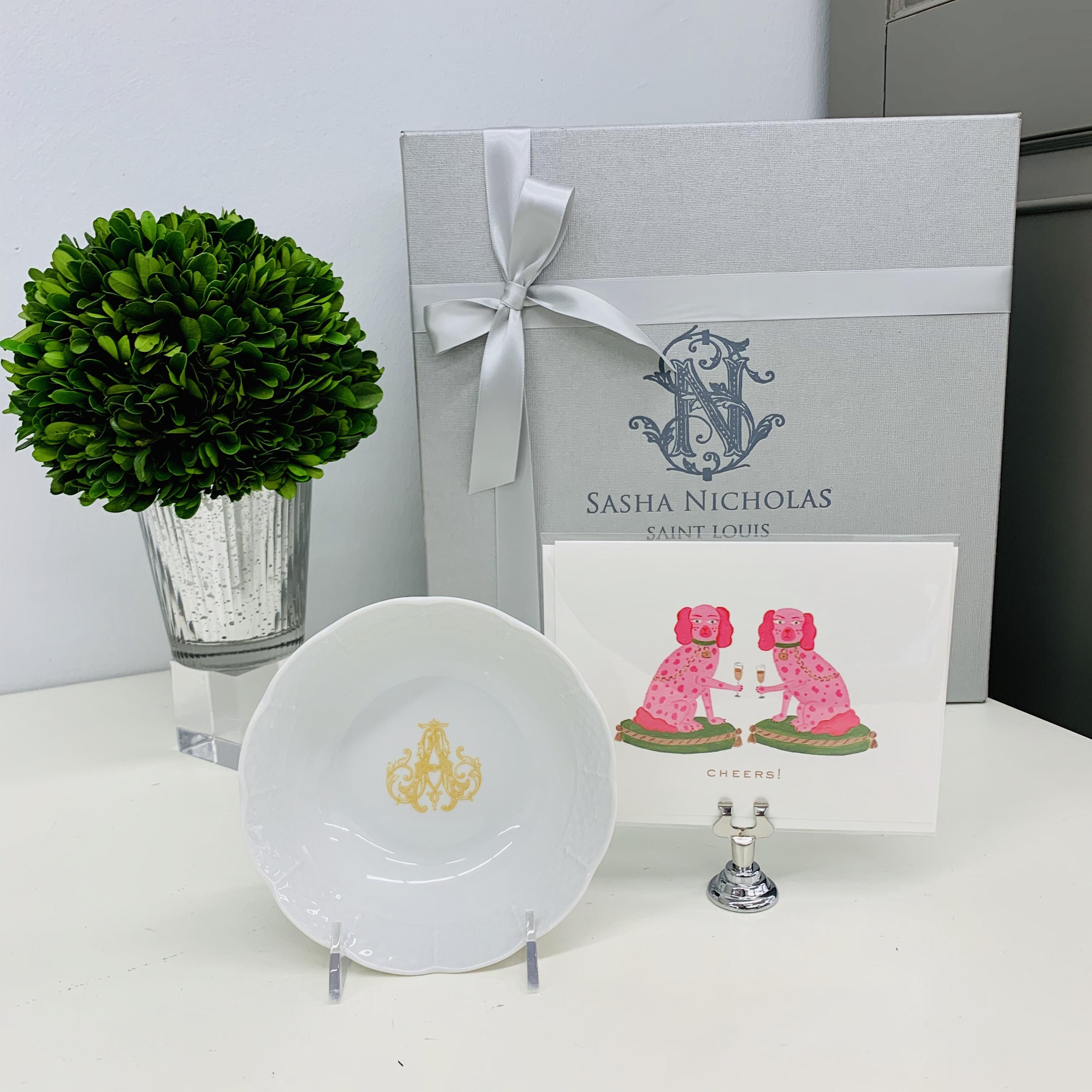 Petite Bowl Gift Set