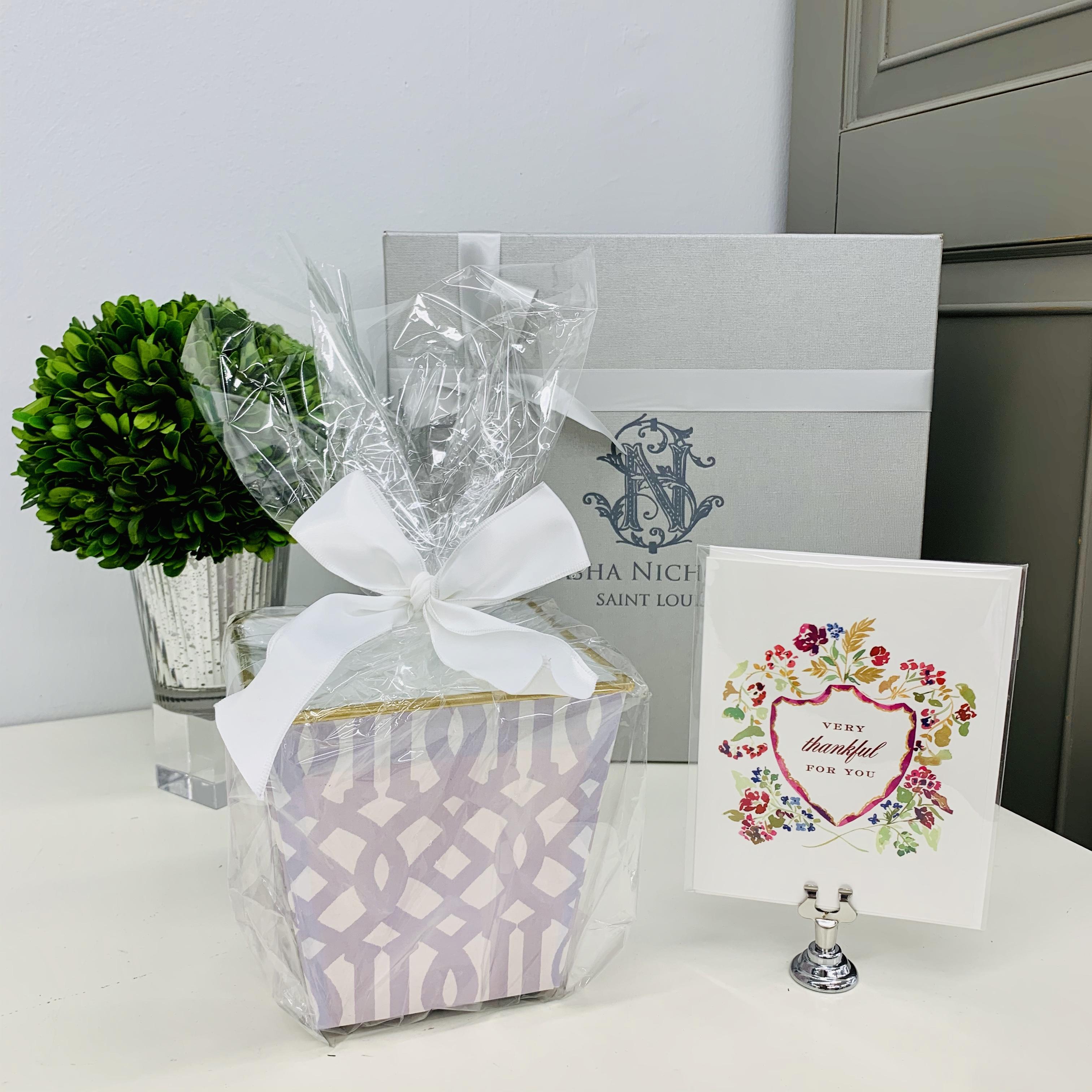 Thankful Gift Set | Gray