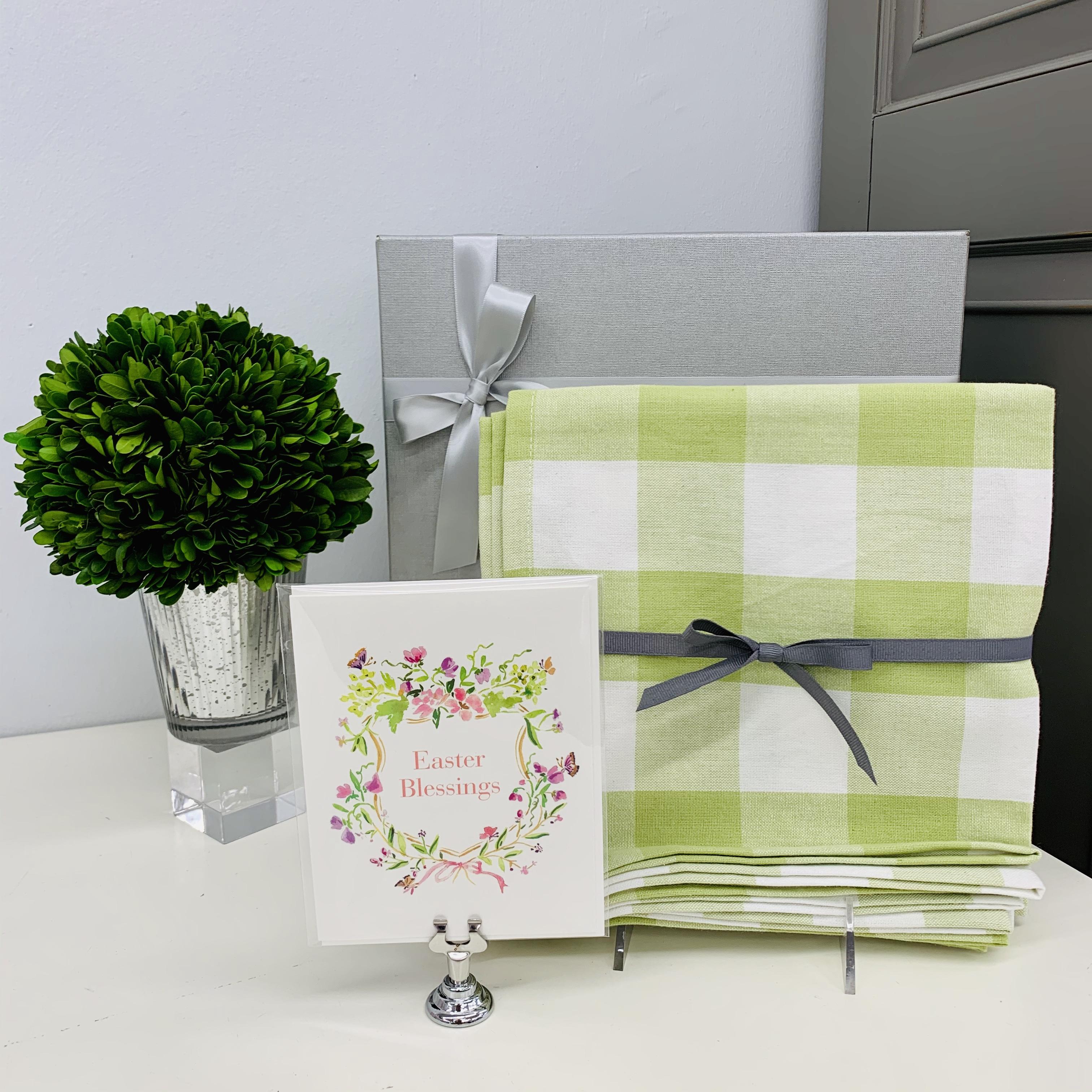 Easter Gift Set | Napkins