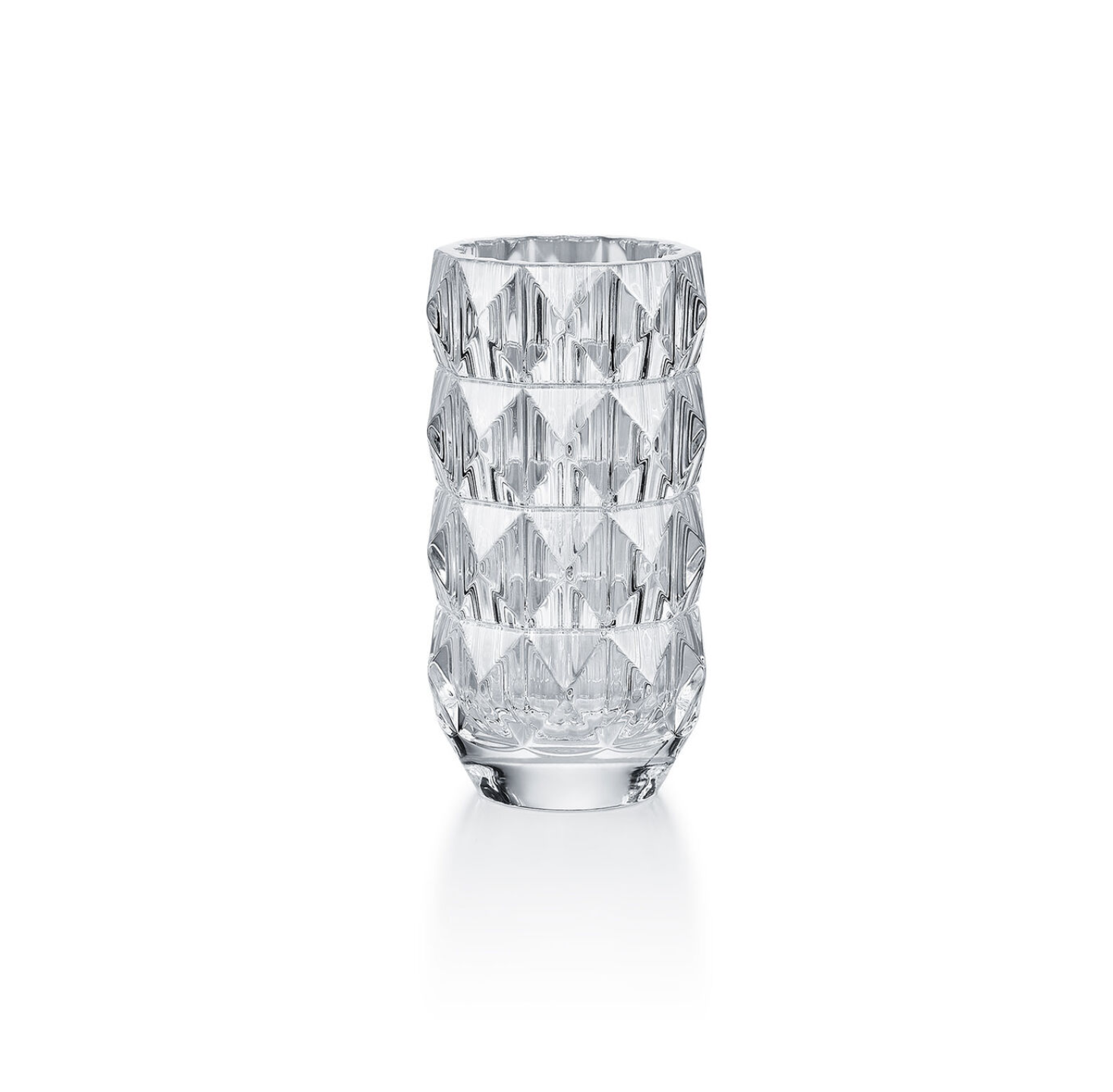 Baccarat Louxor Round Vase | Small