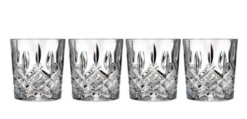 Boyle-Behr Waterford Markham Double Old Fashioned, Set of 4