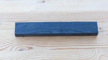 Bog Oak Handle and Sheath Blank - 235x37x17mm