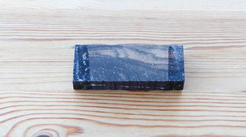 Ebony Handle Blank - 92x37x17mm