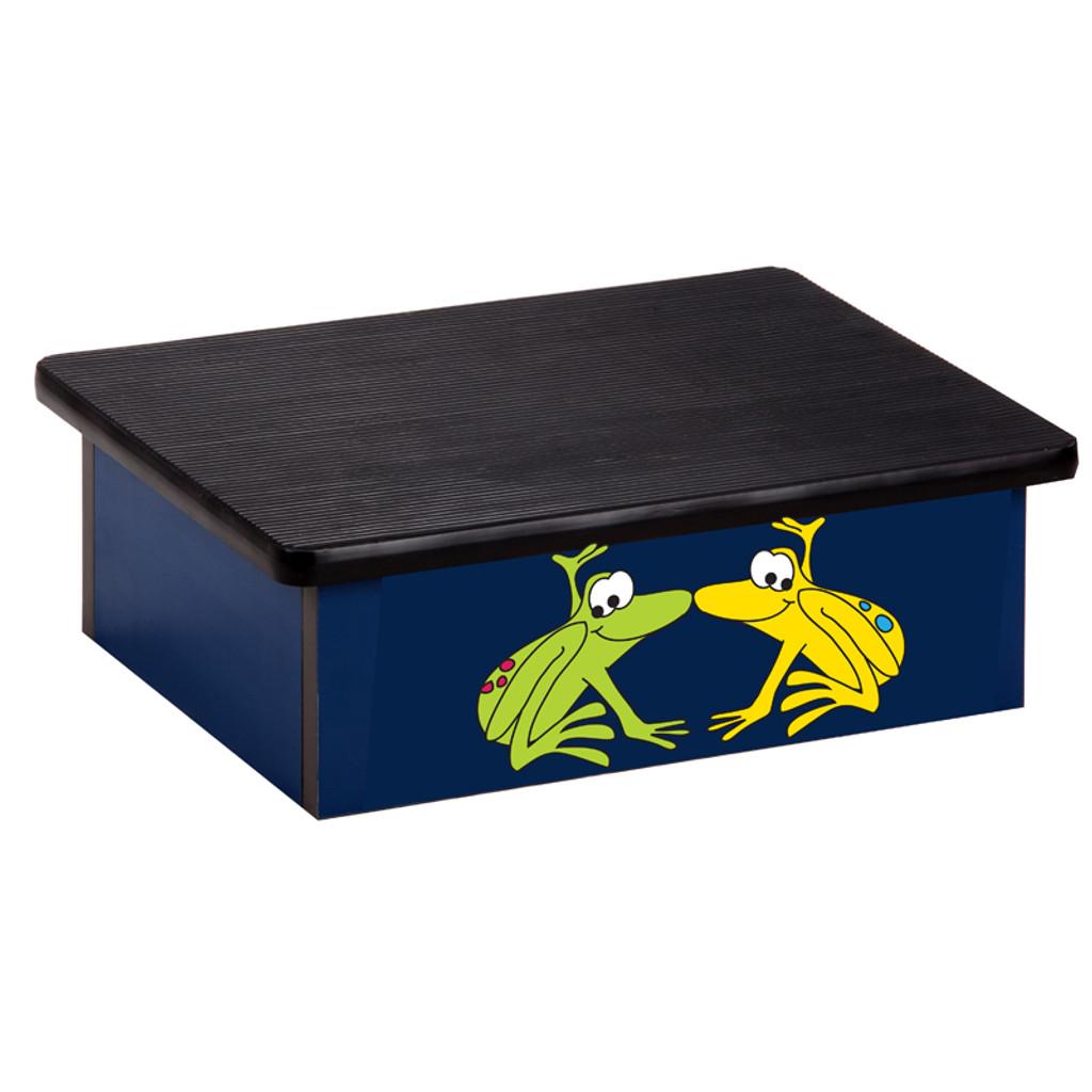 Frogs Blue