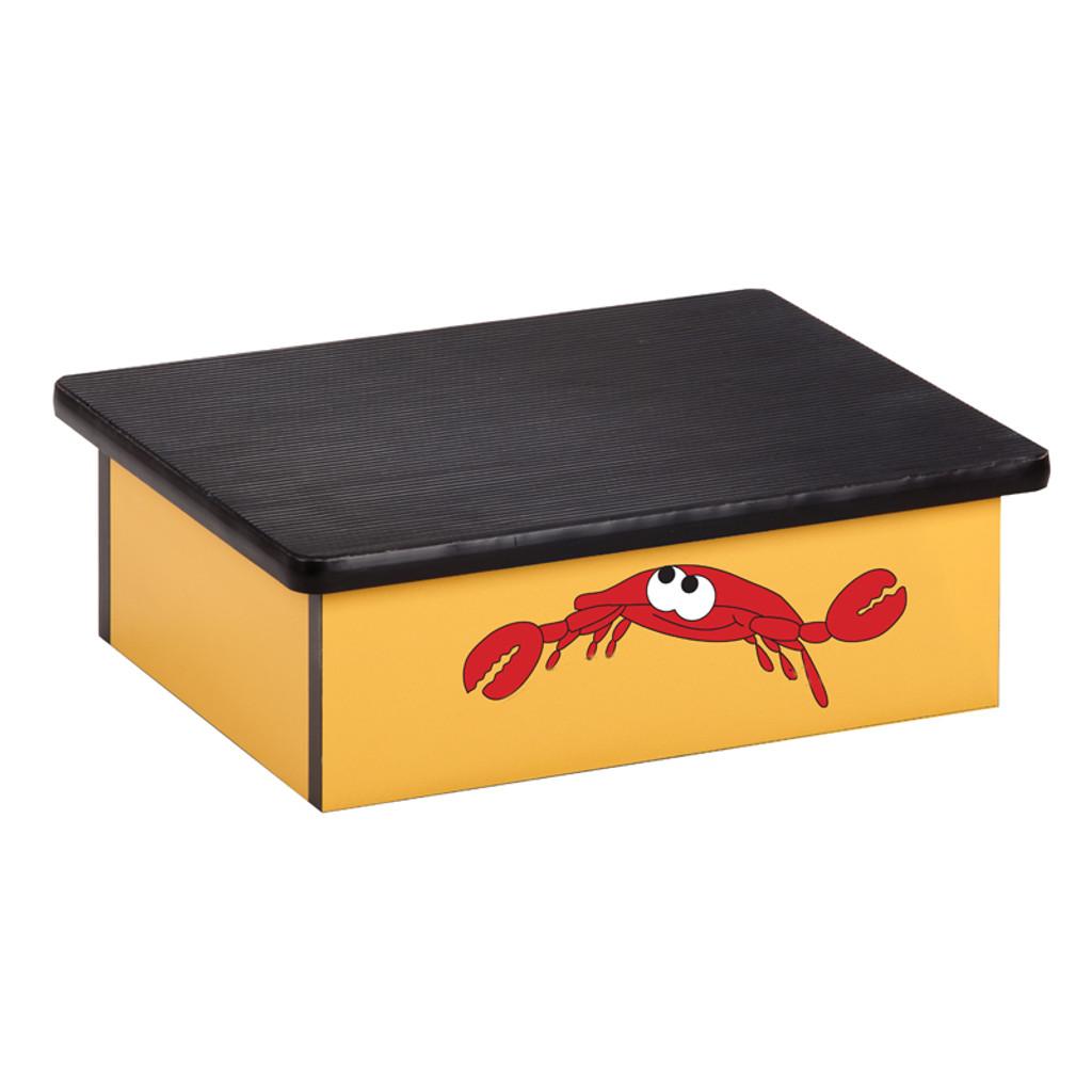 Ocean Crab Yellow
