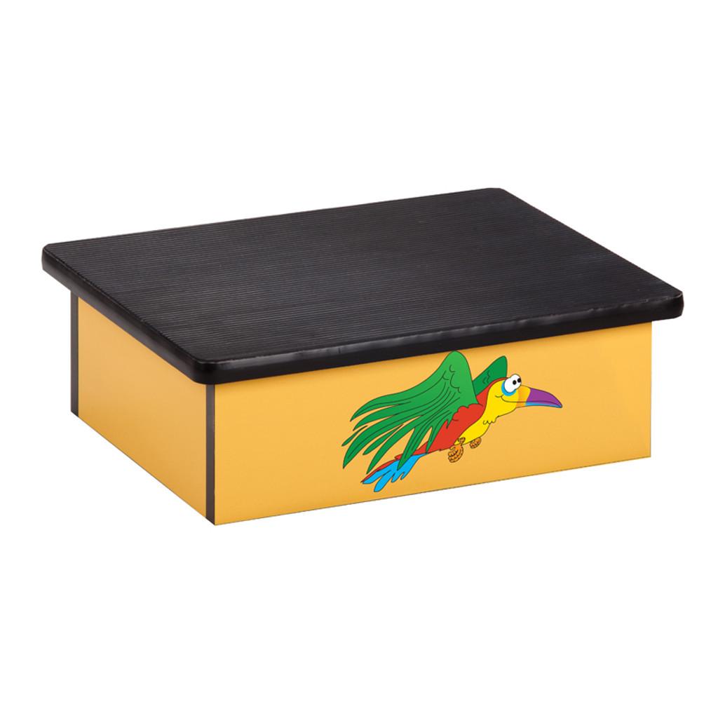 Rainforest Parrot Yellow