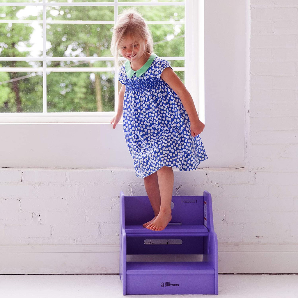 Step Up 2-in-1 Step Stool - more colors