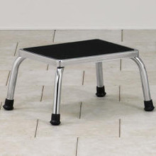 Chrome Step Stool