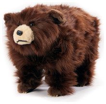 Grizzly Bear Plush Ottman