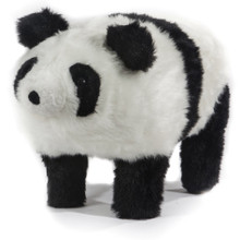 Plush Chi Chi Panda Bear Footstool