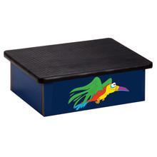 Rainforest Parrot Blue