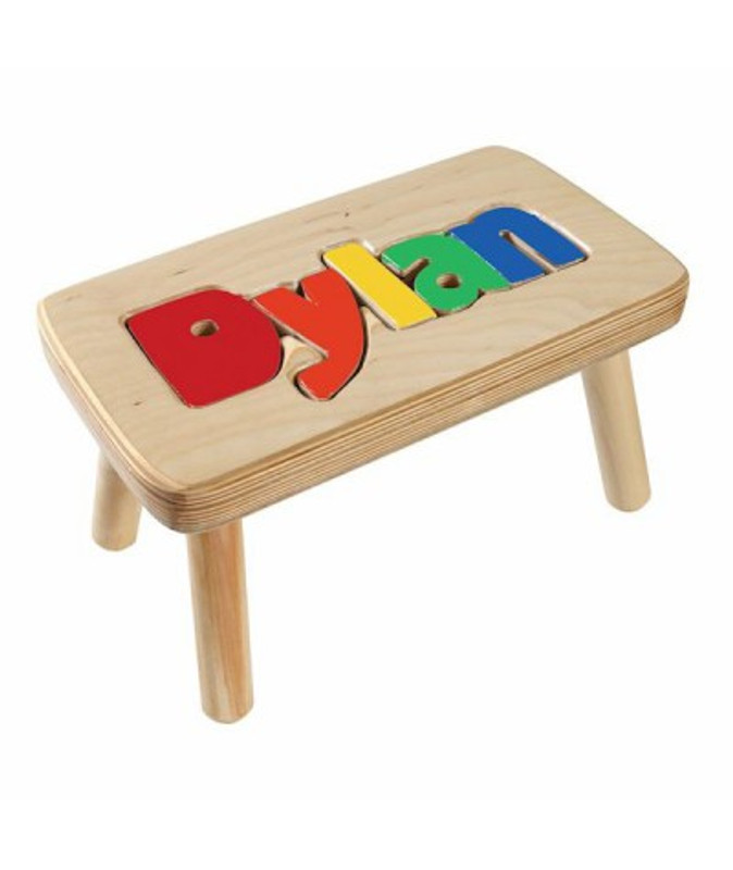 If a Puzzle Stool is on Your Christmas List....Better Hurry!