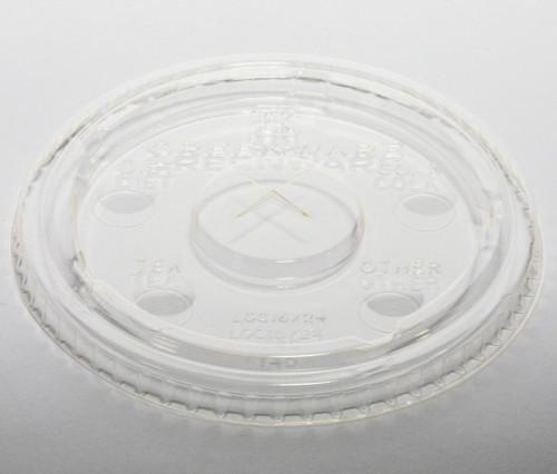 PLA Lid   Flavor Buttons   Fits 16 & 24 oz Cold Cup