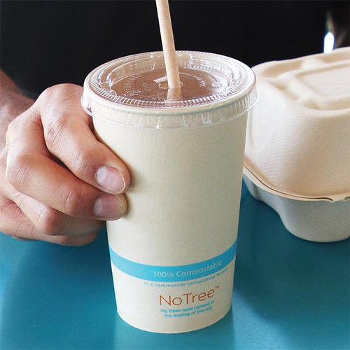 Compostable NoTree Cold Cup